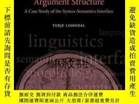 二手書博民逛書店【罕見】2014年 Phrase Structure And A