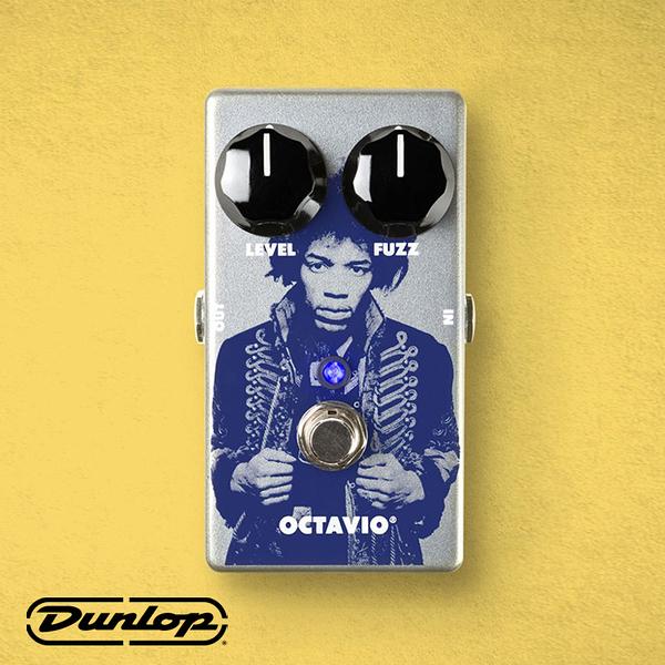 小叮噹的店- 新品 Dunlop JIMI HENDRIX 電吉他效果器 OCTAVIO FUZZ JHM6