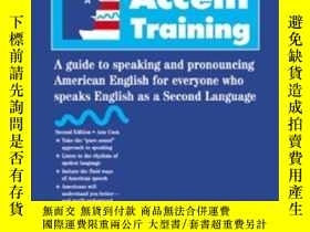 二手書博民逛書店American罕見Accent TrainingY256260 Ann Cook Barrons 出版20