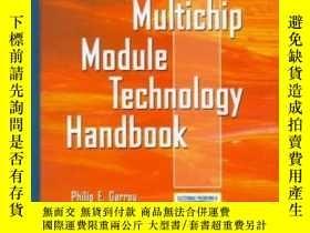 二手書博民逛書店Multichip罕見Module Technology Han