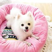 ins狗窩泰迪貓咪窩四季狗狗床墊子小型中型犬冬季保暖寵物床用品