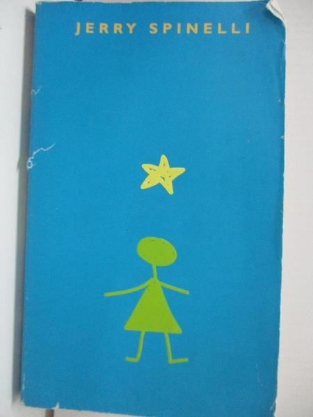 【書寶二手書T4/少年童書_BU8】Stargirl_Spinelli, Jerry