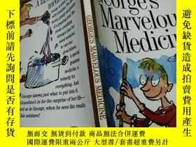 二手書博民逛書店george s罕見marvelous medicineY262