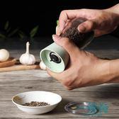 現磨黑胡椒玻璃研磨器陶瓷芯手動調味瓶