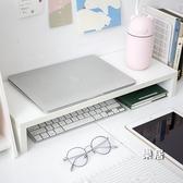 螢幕架辦公室電腦顯示器增高架子桌面鍵盤整理收納置物架托盤支架子JY【快速出貨】