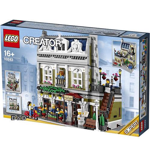 樂高積木LEGO《 LT10243 》創意大師 Creator 系列 - Parisian Restaurant 巴黎法式餐館 ╭★ JOYBUS玩具百貨