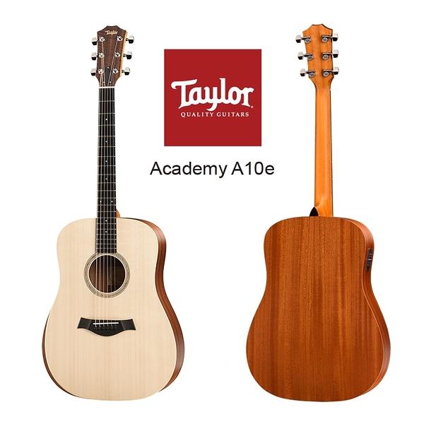 小叮噹的店 - Taylor Academy 學院系列 A10e 10e 41吋 D桶 電木吉他 附原廠琴袋 公司貨