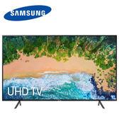 【SAMSUNG 三星】49吋4K電視 UA49NU7100WXZW (含運無安裝)