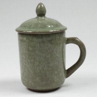 冰裂紋辦公茶杯