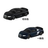 【 TOMICA 火柴盒小汽車 】NO.038 奧迪R8 一般色+初回色 / JOYBUS玩具百貨