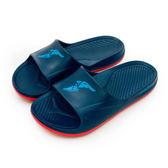 LIKA夢 GOODYEAR 固特異 防水輕量彈力休閒運動拖鞋 SURFER S系列 深藍 83807 男