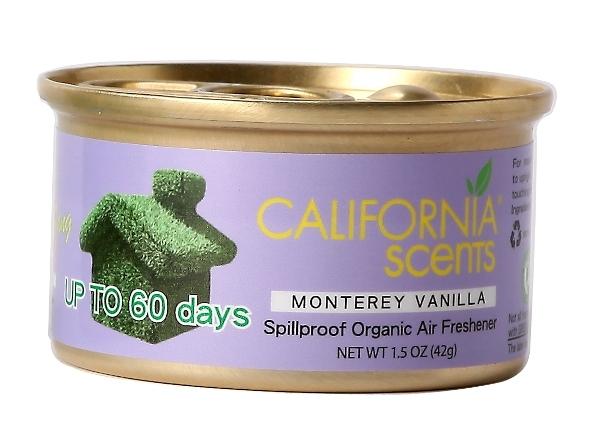 [御香坊CALIFORNIA SCENTS] 美國蒙特利香 Monterey Vanilla 淨香草(CAN005)