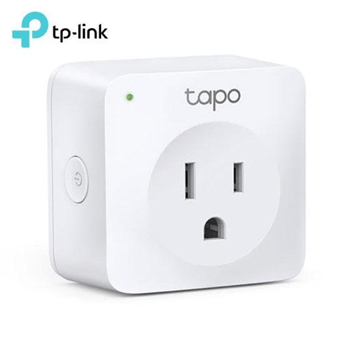 TP-Link Tapo P100 WIFI無線網路雲端智慧插座(支援Google二代音箱)