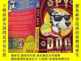 二手書博民逛書店spy罕見dog : 間 諜犬. Y200392