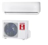 (含標準安裝)禾聯HERAN變頻冷暖分離式冷氣HI-NQ80H/HO-NQ80H