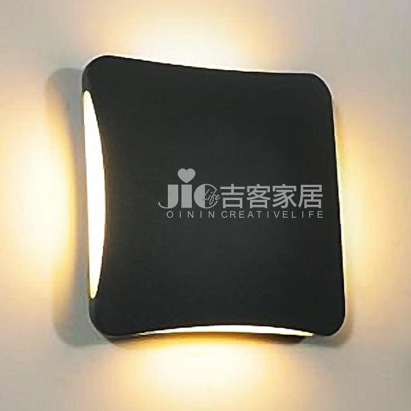 [吉客家居] 戶外燈 JW227-227C  防水戶外燈 金屬烤漆造型時尚後現代工業餐廳民宿咖啡館居家