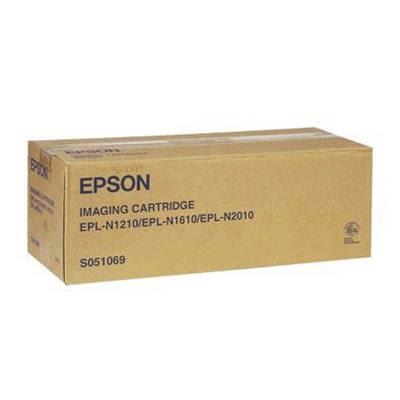 S051069 EPSON 原廠黑色碳粉匣  (替代S051062) 適用 EPL-N1610/N2010