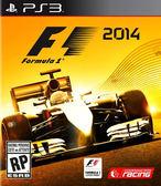 PS3 F1 2014 (Formula 1) 一級方程式賽車 2014(美版代購)