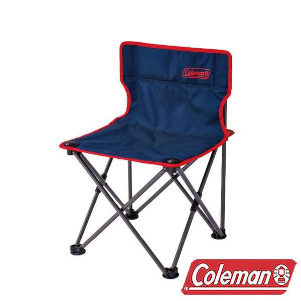 Coleman 吸震摺椅/海軍藍/CM-26851 折疊椅|休閒|露營|戶外