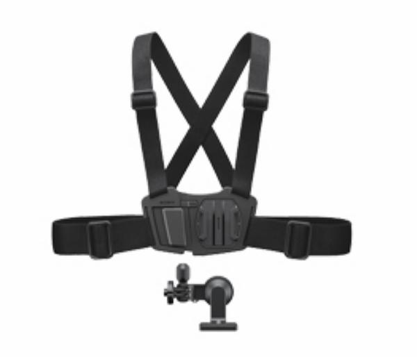 補貨中 SONY AKA-CMH1 胸前裝置帶【台灣索尼公司貨】Action Cam