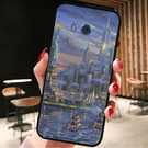 [U11 硬殼] HTC u11 U-3u u3u 手機殼 外殼 自由女神