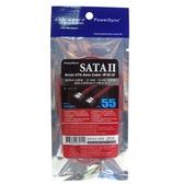 PowerSync群加 SATAII-55R  傳輸線 3.0 Gbps