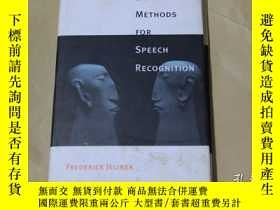 二手書博民逛書店Statistical罕見Methods for Speech