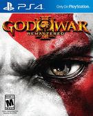 PS4 戰神 3:強化版(美版代購)