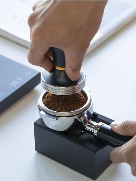 【沐湛咖啡】泰摩 小魔方義式咖啡手柄架 手柄填壓台 防滑沖煮手把 支撑架 填壓架