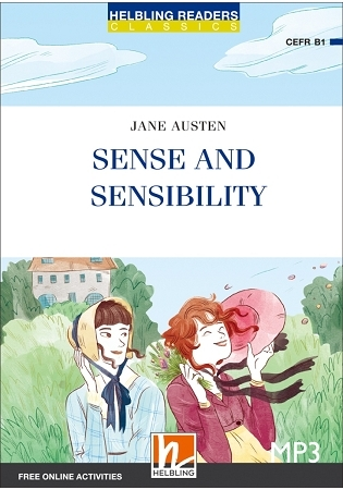 Sense and Sensibility(25K彩圖經典文學改寫 1MP3)