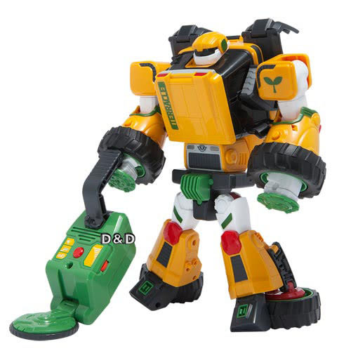 《 TOBOT 》 機器戰士冒險T╭★ JOYBUS玩具百貨