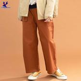 【秋冬降價品】American Bluedeer - 立體口袋寬褲(特價) 秋冬新款