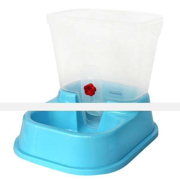 自動喂食器 可調節漏食口大小