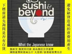 二手書博民逛書店Sushi罕見And Beyond-壽司和其他Y436638 Michael Booth Vintage, 2