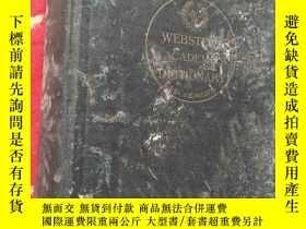 二手書博民逛書店WEBSTERSACADEMICDICTIONARY罕見韋氏學術詞典Y7650 RSG U S PATOF