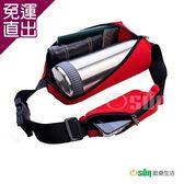 Osun 魔術隱形腰包、霹靂腰背包 一大袋一小袋九色可選CE-158A合【免運直出】