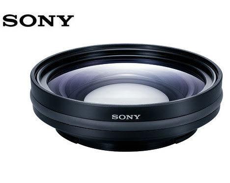 SONY原廠 VCL-DEH08R 0.8X / 0.8倍廣角鏡頭 ★出清特價★ (24期0利率 免運 台灣索尼公司貨) 適用於R1