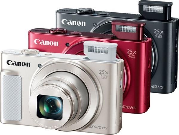 Canon SX620 HS 送32G高速卡+硬殼包+螢幕保護貼+清潔組+讀卡機+mini腳架  分期0利率 彩虹公司貨