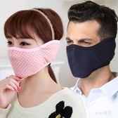 兒童口罩 冬天騎行護耳罩 防塵防風時尚韓版保暖防寒透氣 BQ978『miss洛羽』