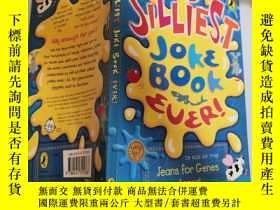 二手書博民逛書店the罕見silliest joke book euer 最愚蠢的笑話書Y200392