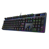 機械鍵盤青軸黑軸臺式筆記本電腦吃雞鍵盤電競游戲鍵盤LX春季新品