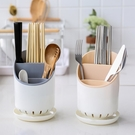 北歐簡約筷子簍置物架筷子籠家用廚房放筷子勺子餐具收納盒 一米陽光