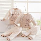 嬰兒身服彩棉棉身套裝禮盒新生兒禮盒裝