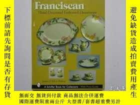 二手書博民逛書店Franciscan罕見Hand-Decorated Embos