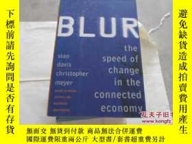 二手書博民逛書店BLUR:THE罕見SPEED OF CHANGE IN THE