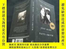 二手書博民逛書店Just罕見Kids只是孩子 英文原版Y210251 Patti Smith(帕蒂·史密斯) 著 Bloom