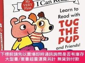 二手書博民逛書店Learn罕見to Read with Tug the Pup and Friends! Box Set 2: L
