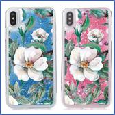 蘋果 iPhone XS MAX XR iPhoneX i8 Plus i7 Plus 復古花紋 手機殼 全包邊 軟殼 保護殼