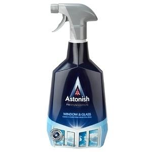 英國 Astonish頂級無痕玻璃清潔劑750ml