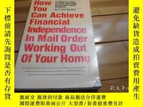 二手書博民逛書店HOW罕見YOU CAN ACHIEVE FINANCIAL I